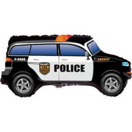 Balón foliový AUTO POLICIE 60 cm