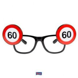 Brýle dopravní značka 60