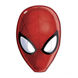 "Maska ""Ultimate SPIDERMAN"", 6 ks"