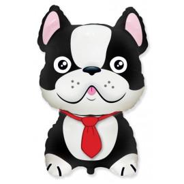 Balón foliový pes / bulldog 60cm