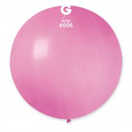 Balon latex 80cm - růžový 1ks