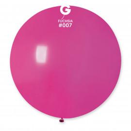 Balon latex 80cm - fuschiový 1ks