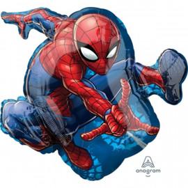 Balon foliový Spiderman, 43x73cm