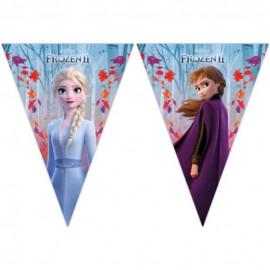 Girlanda vlajky Ledové království 2 - Frozen 2 - 230 cm
