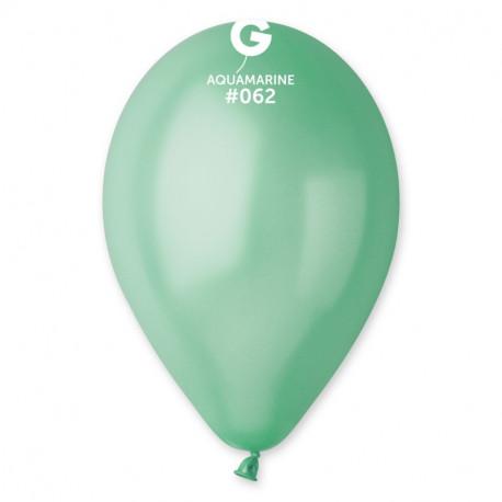 Balonky 1ks aquamarine 26cm