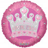 Balon foliový HB Princess 46cm 1ks