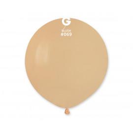 Balon latexový 48cm,Červený Ruměnec,1ks