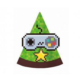 Párty kloboučky - Minecraft - 6 ks